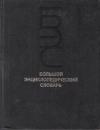 Прохоров - главный редактор - Большой энциклопедический словарь. В двух томах.