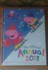 Купить книгу Ladybird Books Ltd - Peppa Pig: Official Annual 2013