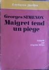 Купить книгу Сименон, Жорж - Мегре расставляет сети