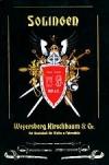 Купить книгу  - Solingen. Золинген, оружейная фирма. Каталог холодного оружия