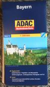 Купить книгу  - Карта автомобильных дорог Баварии