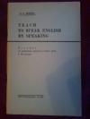 Купить книгу Бабкина В. С. - Teach to speak English by speaking