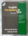 Купить книгу McCarthy Michael, O'Dell Felicity - English Vocabulary in Use: Advanced