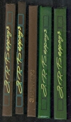 Купить книгу Берроуз Э. - Фантастика (в 5 томах). Серия: Мастера приключенческого жанра.