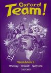Купить книгу Norman, Whitney - Oxford Team 3 Workbook