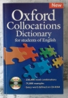 Купить книгу  - Oxford Collocations Dictionary