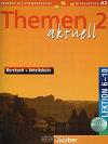Купить книгу Hartmut Aufderstrasse + Ещё 3 автора - Themen Aktuell 2: Kursbuch + Arbeitsbuch: Lektion 6-10 (+ CD-ROM)