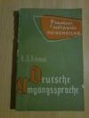 Купить книгу Артемюк Н. Д. - Deutsche Umgangssprache: Пособие по немецкому разговорному языку