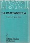 Купить книгу Liszt, Ferenc - La campanella. Zongorara - pour piano. Etudes d'execution transcendante d'apres Paganini №3