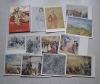 Купить книгу Комплект открыток - Акварели и рисунки Г. Гагарин
