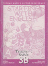 Купить книгу Methold, Ken - Starting with English. Teacher's Guide 3B