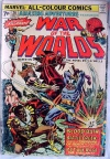 купить книгу Marvel All–Colour Comics. № 26. сентябрь 1974г. - War of the Worlds