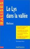 Balzac, Honor De - Le Lys dans la Vallee