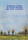 Купить книгу [автор не указан] - Numeral Listing of Polish Records and Music Cassetes