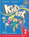Купить книгу Nixon, Caroline - Kid's Box Level 2 Pupil's Book British English Английский для детей 2 уровень
