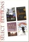 Купить книгу C. J. Box, C. J. Sansom, Lee Child, Patricia Wood - elect Editions: Blue Heaven, Revelation, Nothing to Lose, Lottery
