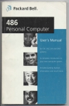 - Packard Bell 486 Personal Computer User's manual