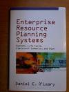 """Купить книгу Дэниэль Е. О' Лири / Daniel E. O """" Leary - Системы планирования ресурсов предприятия: системы, жизненный цикл, электронная коммерция и риск / Enterprise Resource Planning Systems"""