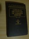 Купить книгу Дж. Б. Хитон, Н. Д. Тэртон - Словарь типичных ошибок английского языка