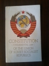Купить книгу  - Constitution (Fundamental Law) of the Union of Soviet Socialist Republics. (Конституция СССР)