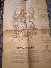"""Купить книгу  - Приложение - выкройка к журналу """" Работница """" 11 / 1973г."""