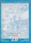 Купить книгу Methold, Ken - Starting with English. Teacher's Guide 2B
