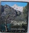 Купить книгу Vilem Heckel - Posledni hora