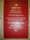 Stil, Andre - Французская повесть - 70-е годы
