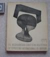 Каталог - III Exposition internationale de gravure 1959 Любляна