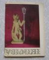 комплект открыток - Дьяволиада 1973 г. Вильнюс
