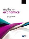 Купить книгу Renshaw, Geoff - Maths for Economics (математика для экономики)