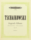 Купить книгу Tschaikowski, Peter - Tschaikowski. Jugend-Album. Opus 39