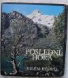 Vilem Heckel - Posledni hora