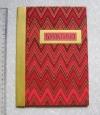 Толстой - Золотой ключик, или Приключения Буратино (рукописная книга)