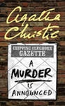 Agatha Cristie - A Murder is announced