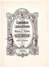 Купить книгу Lizst, Franc - Consolations und Liebestraume fur Klavier zu 2 Handen