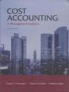 Купить книгу [автор не указан] - Cost accounting. A managerial emphasis