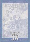Купить книгу Methold, Ken - Starting with English. Teacher's Guide 3A
