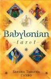 Купить книгу Cicero, Sandra Tabatha - Babylonian Tarot (Вавилонское Таро)